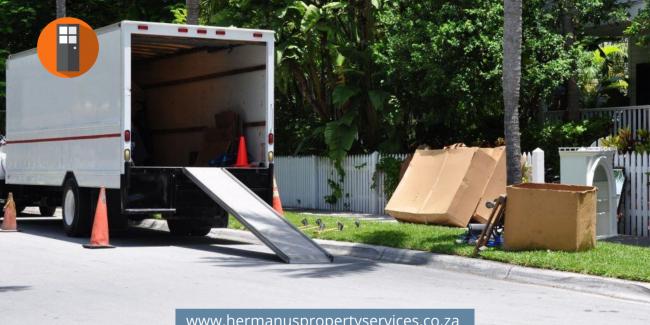 Removals in Hermanus – List Here