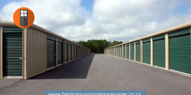 Storage in Hermanus – List Here