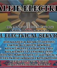 Alfie Electrical CC