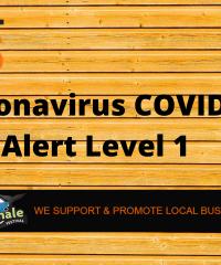 Coronavirus COVID-19 Alert Level 1 – 21 September 2020