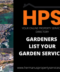 GARDENERS LIST YOUR GARDEN SERVICES