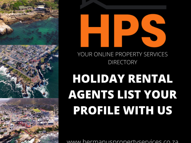 HOLIDAY RENTAL AGENTS LIST YOUR PROFILE