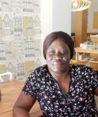 Connie Uswauware – Domestic Worker